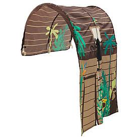 IKEA KURA (503.938.30) Навіс з фіранкою, коричневий