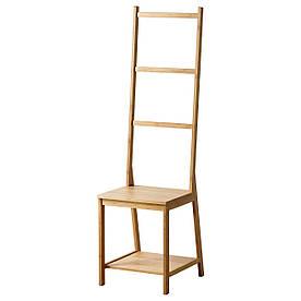 IKEA RAGRUND (902.530.74) Стул/полотенцесушитель, бамбук