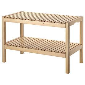IKEA MOLGER (402.414.51) Лава