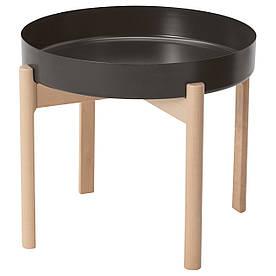 IKEA YPPERLIG (903.465.92) Журнальний столик, темно-сірий