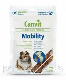 Canvit Mobility лакомства для здоровья суставов у собак, 200 г