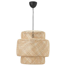 IKEA SINNERLIG (703.116.97) Підвісна лампа, бамбук