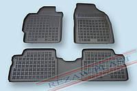 Автомобильные коврики Toyota Auris 2007- Rezaw-plast