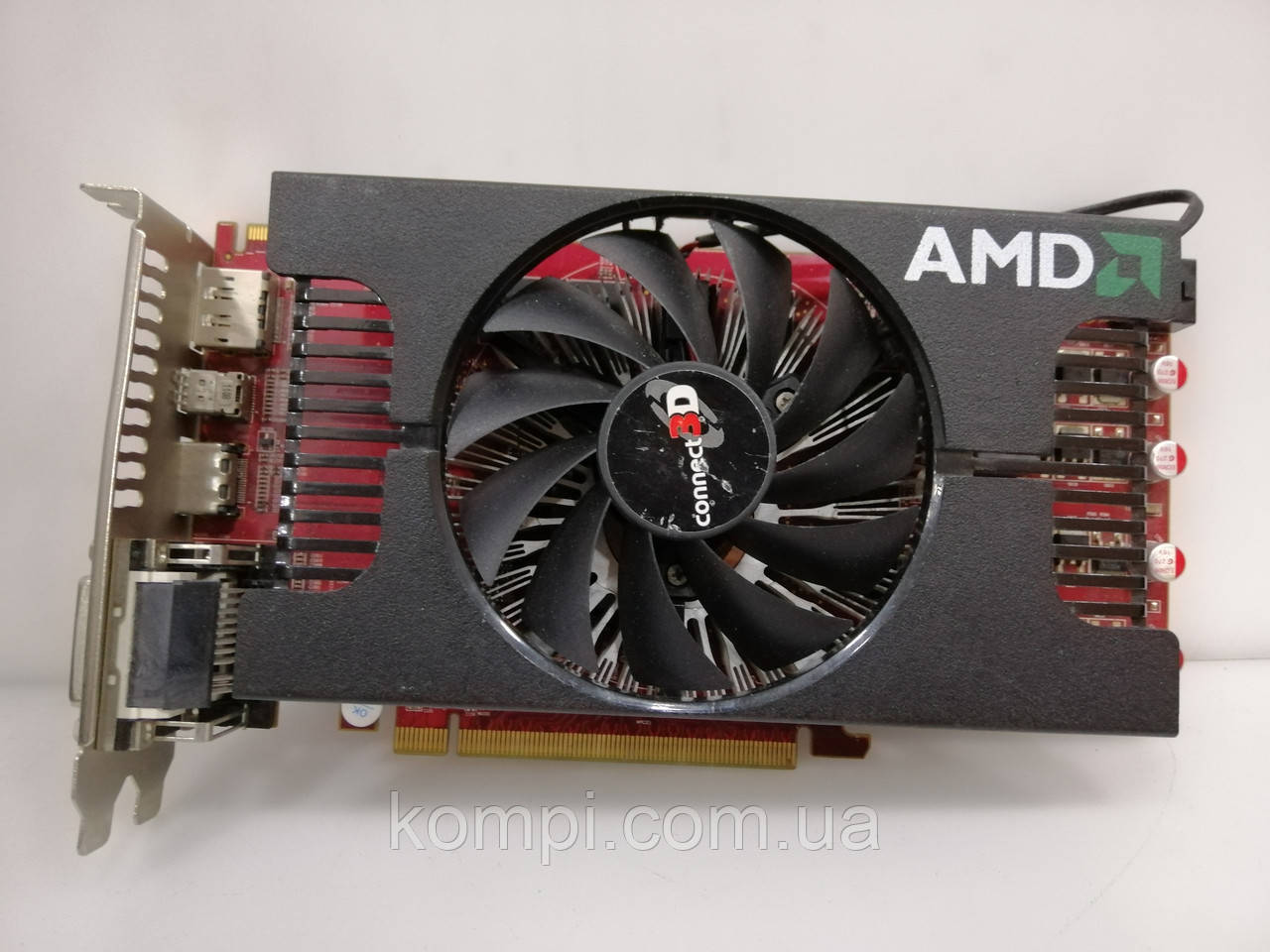 Видеокарта AMD Radeon HD 6850 1GB  PCI-E HDMI