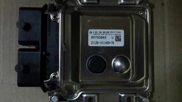 Электронный блок управления ЭБУ BOSCH 21126-1411020-70