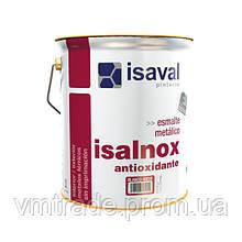 Эмаль антикоррозийная, Изаваль Изалнокс (Isaval Isalnox) 4 л