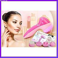 Массажер для лица с насадками Multifunction face massager 12 в 1, аппарат для чистки лица