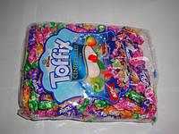 Конфеты Тоффикc 1 кг toffix mix, Toffix , тофикс фруктовый
