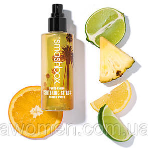 Спрей фиксатор Smashbox Primer water Centering citrus 116 ml