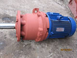 Мотор-редуктор 3МП-125-5,6-3 Украина Мотор-редуктор планетарный 3МП-125, фото 7