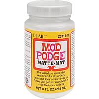 Клей для декупажа Plaid Mod Podge 236 мл - матовый