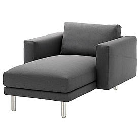IKEA NORSBORG (392.422.15) Шезлонг, Финнста білий