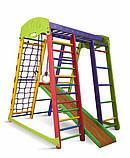 Детский спортивный комплекс для квартиры «Акварелька мини», фото 3