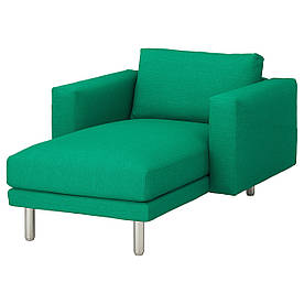 IKEA NORSBORG (992.400.82) Шезлонг, Финнста білий
