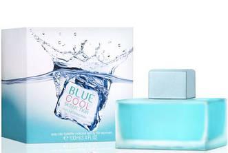 Женские духи в стиле Antonio Banderas Blue Cool Seduction (edt 100ml)