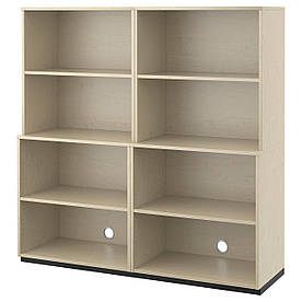 IKEA GALANT (391.849.46) Шафа для документів, сірий