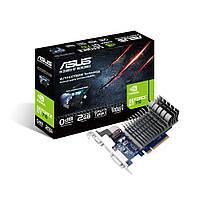 Видеокарта GeForce GT710, Asus, 2 Гб DDR3, 64-bit, Silent (710-2-SL), відеокарта