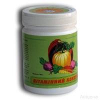 Витаминный коктейль (из сублимированных свежих овощей)