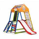 Детские шведские стенки для дома KindWood Color Plus 3, фото 5