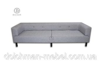 """Современный диван """"Faustino"""" на заказ по индивидуальным размерам"""
