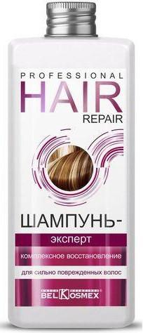 Шампунь-эксперт комплексное восстановление для сильно поврежденных волос