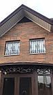 Решітки на вікна металеві, фото 3