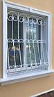 Решітки на вікна металеві, фото 5