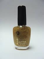 Лак для ногтей Jerden Glitter 16мл №603, фото 1