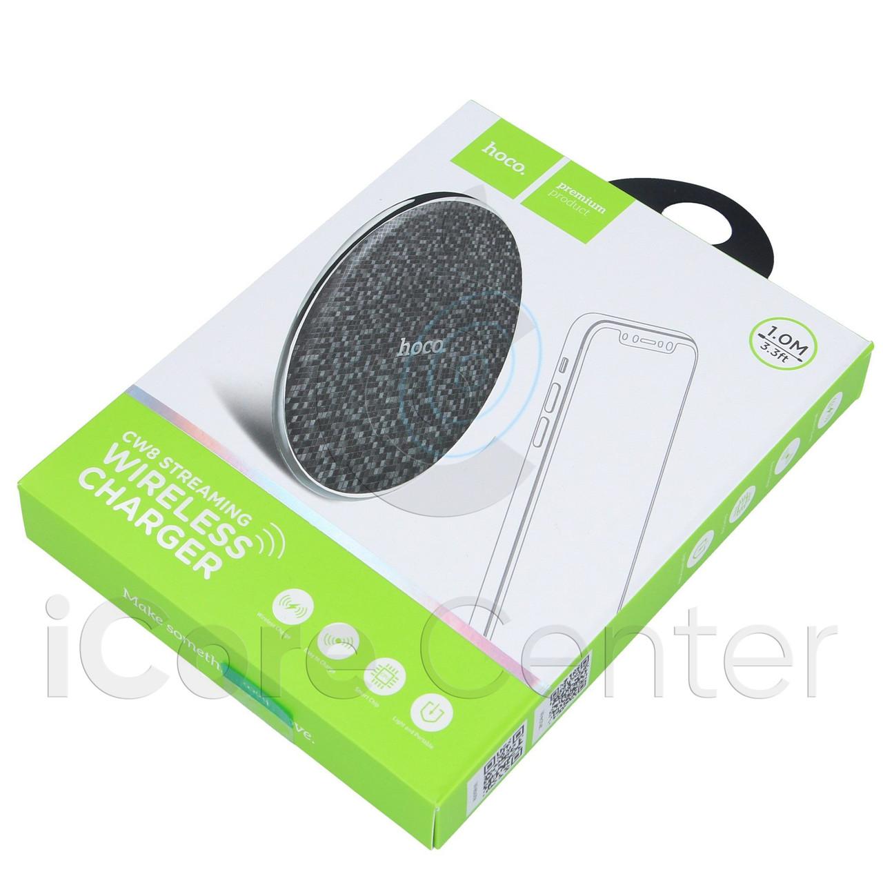Беспроводная зарядка Hoco CW8 Wireless Charger