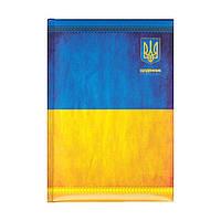 Ежедневник недатированный Герб, 176л., клетка