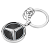 Брелок Mercedes-Benz Key Ring, Las Vegas, silver / black / white, фото 3