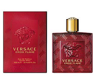 Versace Eros Flame парфюмированная вода 100 ml. (Версаче Эрос Флейм)