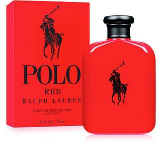 Ralph Lauren Polo Red туалетная вода 125 ml. (Ральф Лорен Поло Ред)