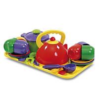 Набор игрушечной посуды  (23 пр.) 0309 Юніка