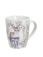 Кружка с фото оленя/волка/медведя керамика 10см 250мл Гранд Презент 10014711