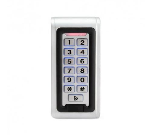 Контроллер+считыватель с кодовой клавиатурой Atis AK-601P