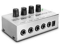Портативный аудио микшер Leory MX400