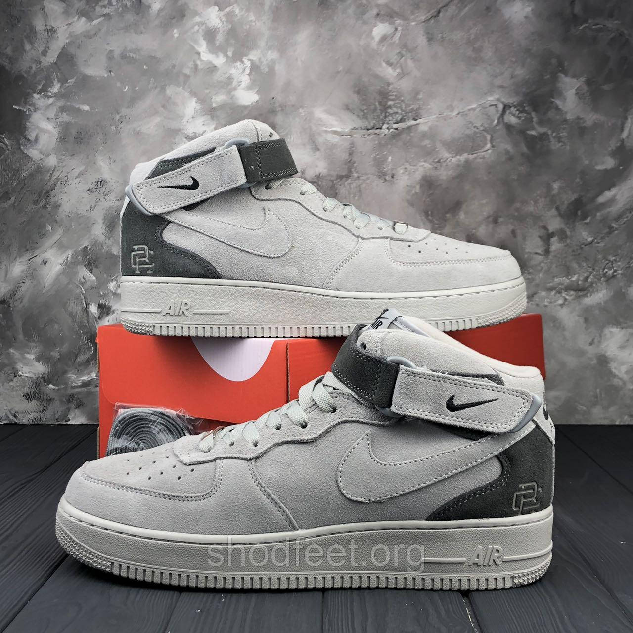 Кроссовки Nike Air Force 1 Grey