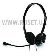 Накладные наушники - Klip Xtreme Talk KSH-280 - с микрофоном, фото 1