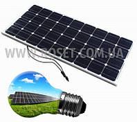 Солнечная панель - Solar Board 100W 18V (1200 х 540 х 30 мм), фото 1