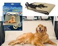Накидка коврик в машину для домашних животных PET ZOOM LOUNGEE