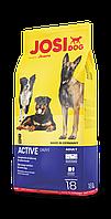 JOSIDOG ACTIVE сухой корм для активных собак, 18 кг