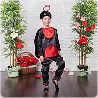 Детский костюм для мальчика Божья коровка, фото 1