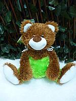 """МЕДВЕДЬ ПЛЮШЕВЫЙ. Мягкая игрушка """"Медведь коричневый в комбинезоне"""", 40 см."""