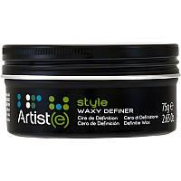 Воск для сияния волос Artiste АРТИСТ, 75 мл