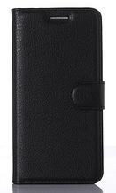 Кожаный чехол-книжка для Xiaomi Mi5  Mi 5  Mi5 Pro черный