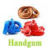 Хэндгам (handgum)  - умный пластилин или жвачка для рук
