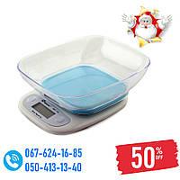 Кухонные весы Domotec ACS SH-125 до 7 кг