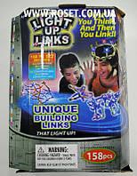 Конструктор детский светящийся - Light UpLlinks 158 pc