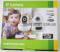 Камера видеонаблюдения - IP-camera P2P IR sensor Видео-няня, фото 1